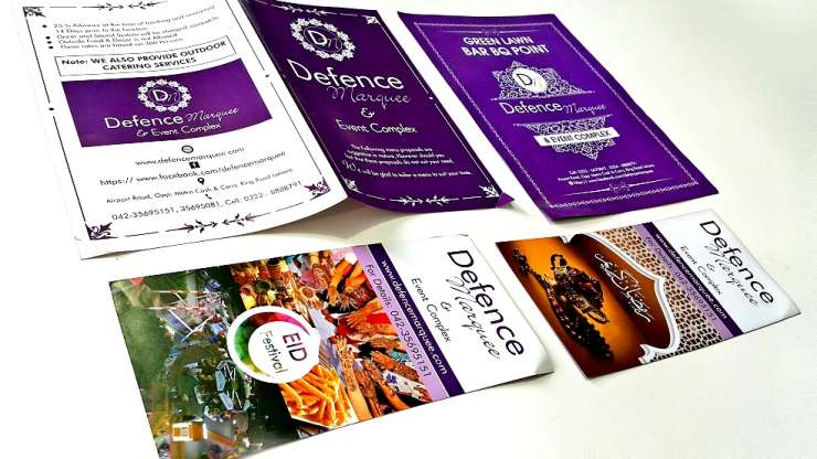 Defence Marquee & Event Complex Brochures