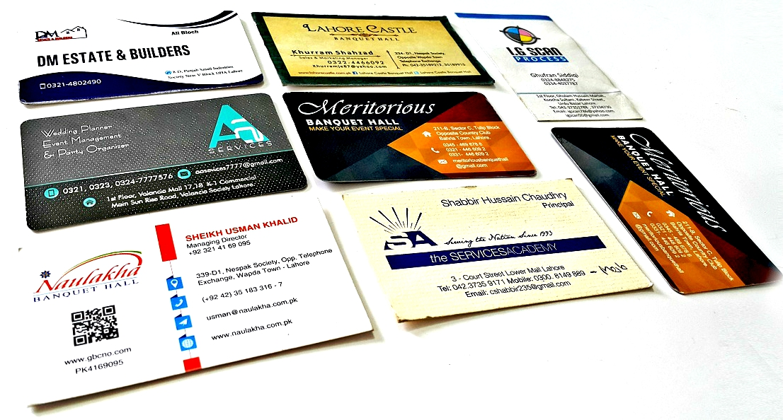 Business Visiting Cards
